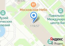 Компания «Россия-Моя история» на карте