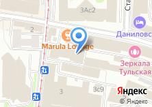 Компания «Тэмбр-банк» на карте