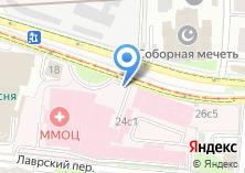 Компания «Строящееся административное здание по ул. Дурова» на карте