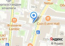 Компания «Пятницкая 74» на карте