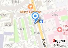 Компания «Дагэнергобанк» на карте