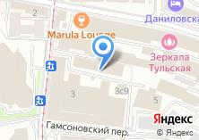 Компания «ПЭЙТФАЙНДР» на карте