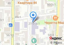 Компания «Владеан» на карте