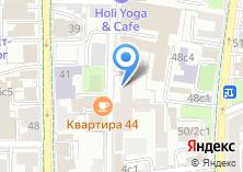 Компания «Ladanza» на карте