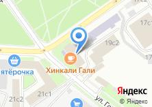 Компания «Нотариус Иванова В.В.» на карте