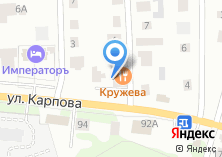 Компания «На Малаховской» на карте
