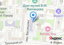 Компания «Детский сад №1678» на карте