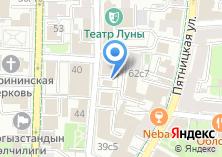 Компания «Антикварный салон на Ордынке» на карте