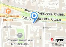 Компания «Остеопат Дубинов В Л» на карте