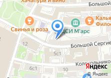Компания «LifeClinic» на карте