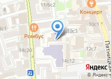 Компания «Международный фонд славянской письменности и культуры» на карте
