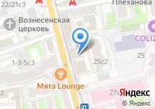 Компания «Лепёшка» на карте