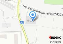Компания «Автосервис в Отрадном» на карте