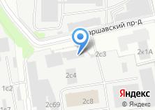 Компания «Сервис КДО» на карте
