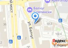 Компания «Starbucks» на карте