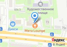 Компания «МОСХОЗТОРГ» на карте