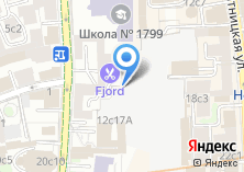 Компания «Ordynka17» на карте