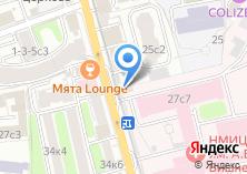Компания «Фиш Хаус» на карте