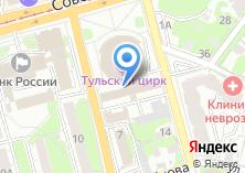 Компания «Тульский Государственный Цирк» на карте