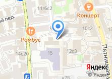 Компания «Музей пряника» на карте