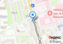 Компания «Prefereuce» на карте