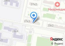 Компания «Совет ветеранов района Медведково Южное» на карте