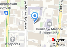 Компания «LunchExpress» на карте