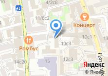 Компания «Кириллица» на карте