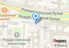 Компания «ЦЕНТРЫ ПСИХОЛОГИИ ИСКУССТВО ГАРМОНИИ» на карте