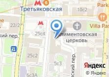Компания «Ордынка» на карте