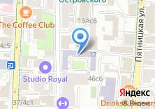 Компания «Высшая школа юриспруденции» на карте