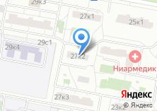 Компания «Муниципалитет внутригородского муниципального образования Южное Медведково» на карте