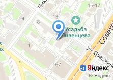Компания «ТверьМеталлкомплект» на карте