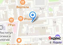 Компания «Центр косметологии на Большом Сухаревском» на карте