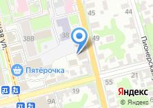 Компания «Фантазия» на карте