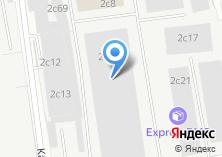 Компания «ТФ Метизы» на карте