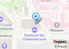 Компания «Строящееся административное здание по ул. Самарская» на карте