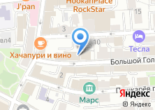 Компания «АБВ» на карте