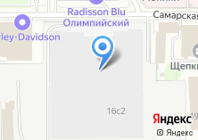 Компания «Салон красоты гранат» на карте