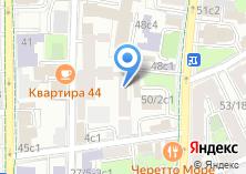 Компания «I am studio» на карте