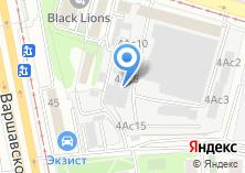 Компания «Аварийная служба зданий и сооружений» на карте
