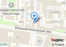 Компания «WikiVote!» на карте