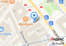 Компания «Этуаль Компани» на карте