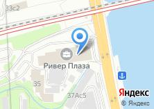 Компания «Черномор» на карте