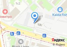 Компания «Бриллиант-СД» на карте