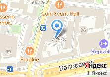 Компания «Сытинъ» на карте