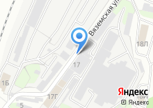 Компания «Олива» на карте