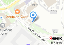 Компания «Банька на веничках» на карте