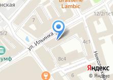 Компания «Российская школа частного права (институт)» на карте