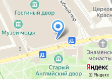 Компания «Браво Luxe» на карте